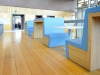 Interieur | Universiteit Wageningen | WUR | Banken