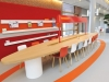 Interieur | Universiteit Wageningen | WUR | Tafel